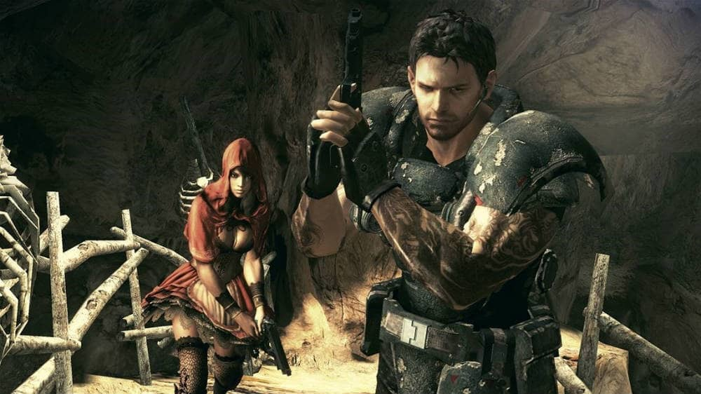 Resident Evil 5 Review Xbox One Gamespew