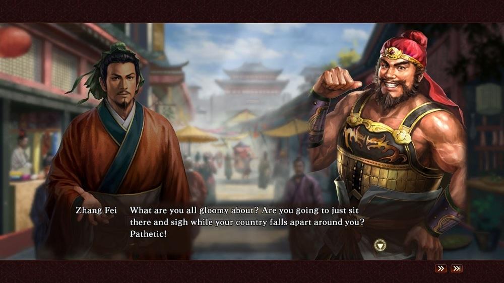 Romance of the Three Kingdoms XIII 1