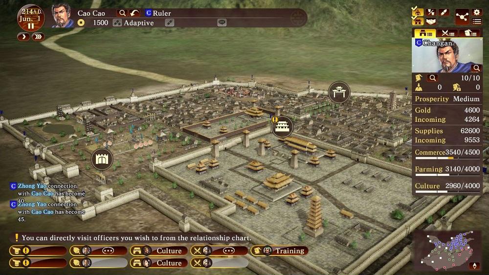 Romance of the Three Kingdoms XIII 3