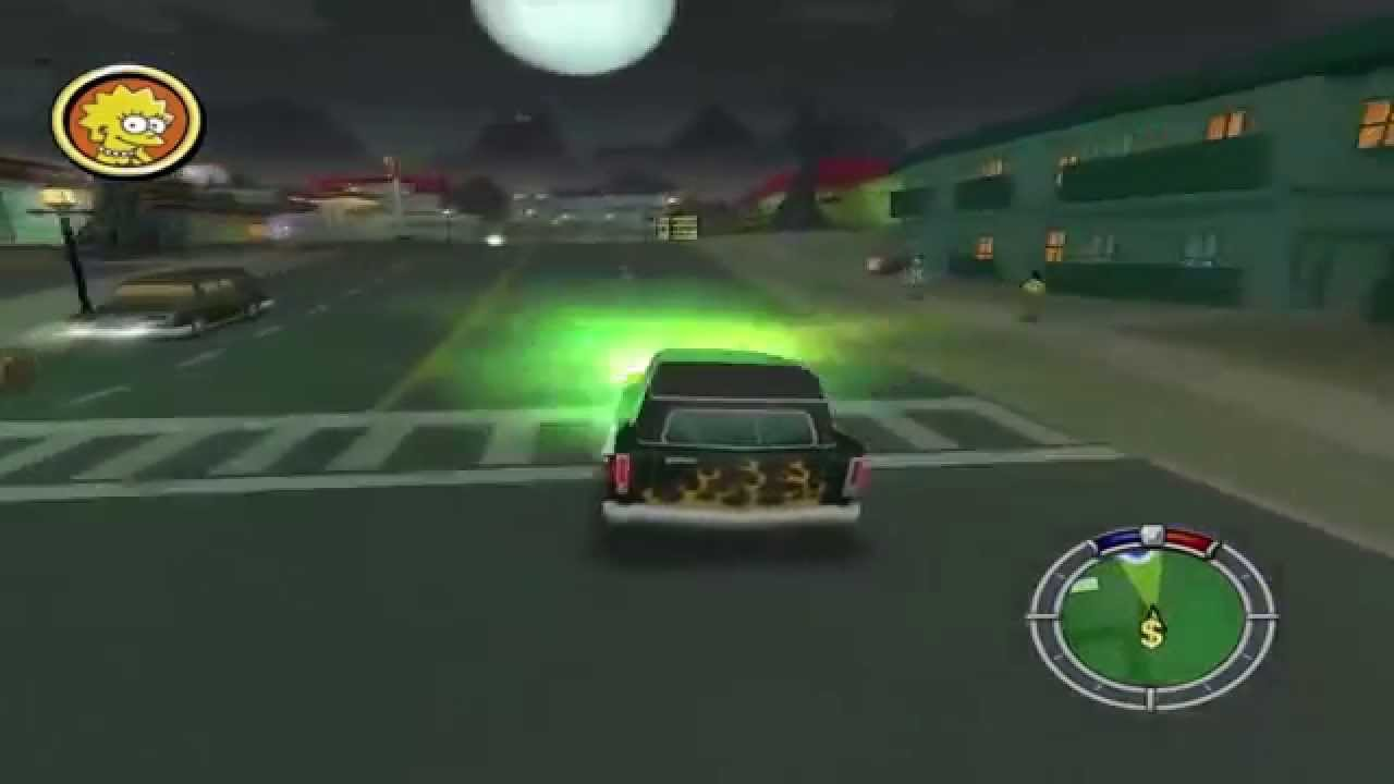Simpsons Hit and Run