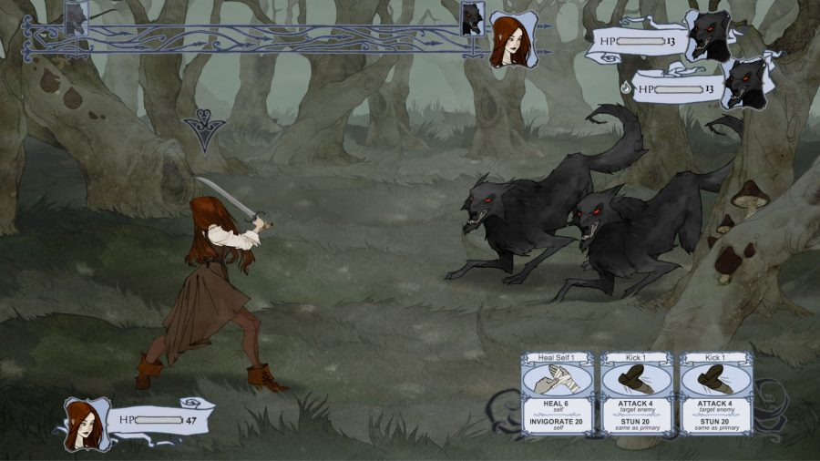 Huntsman Winters Curse 2