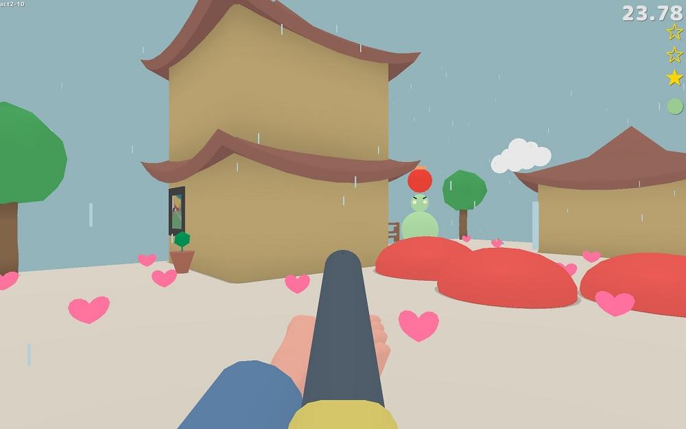 Lovely Planet Arcade 1