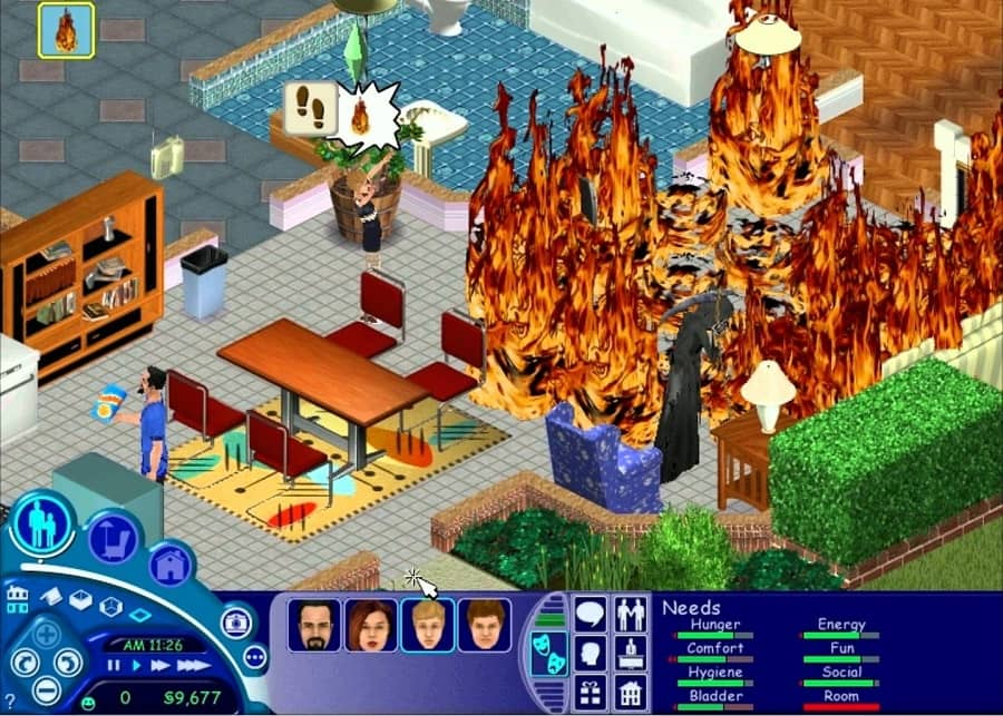 The Sims 1-min