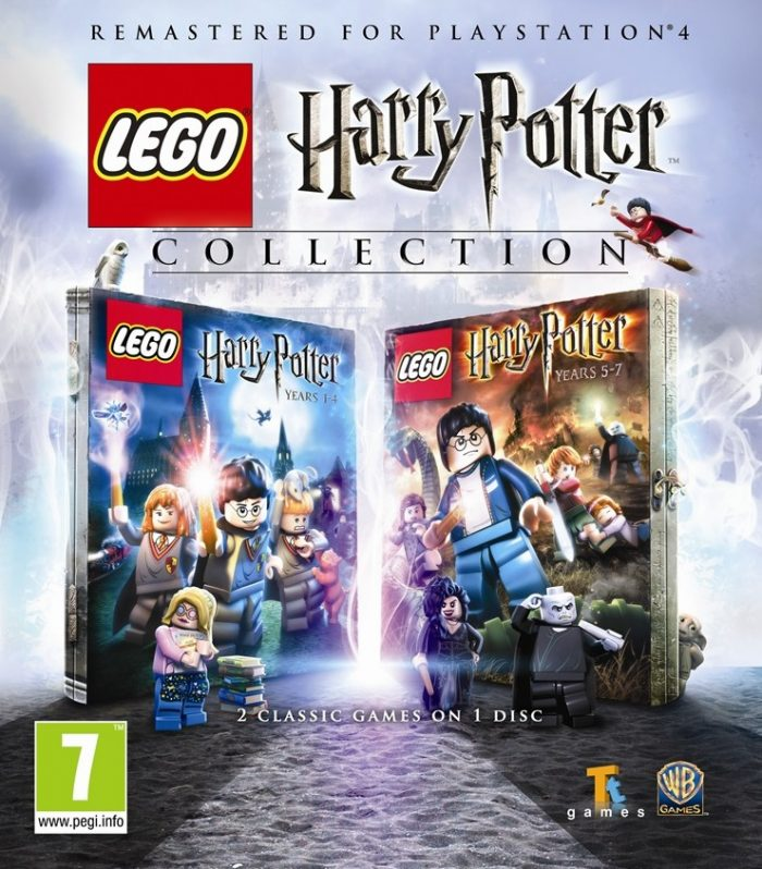 LEGO Harry Potter 1