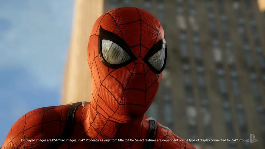 5 Questions About Insomniac's Spider-Man For PS4 – GameSpew