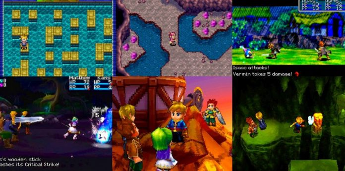 6b860889372 Shining Light on Nintendo's Forgotten RPG Series Golden Sun – GameSpew