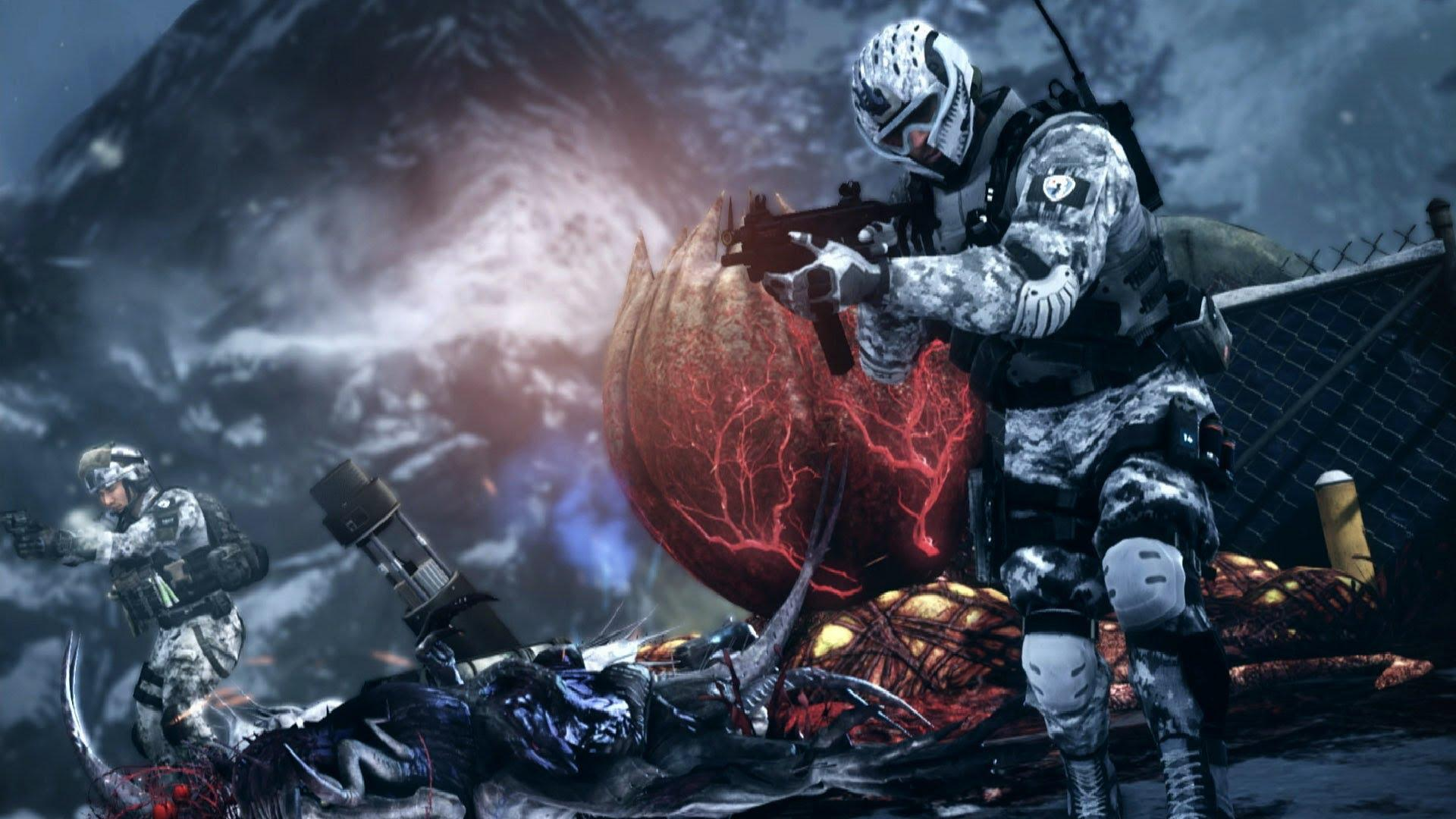 Call Of Duty S Long Forgotten Extinction Mode Is In Desperate