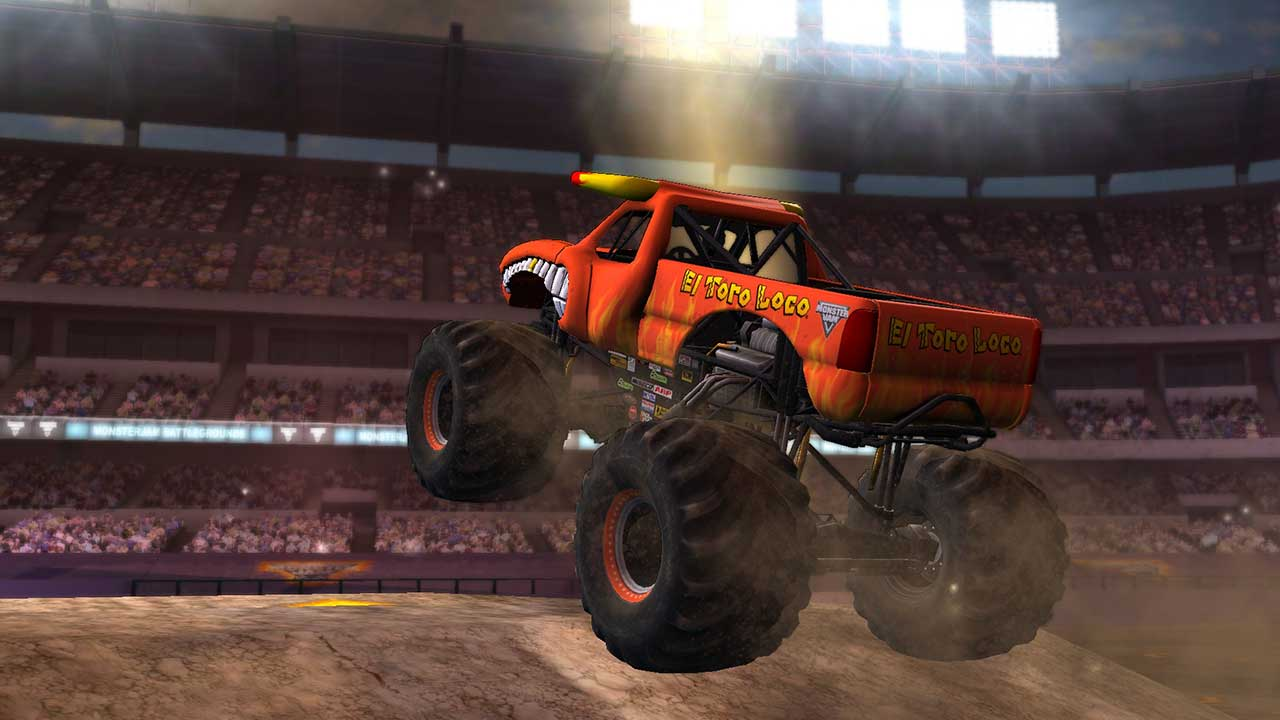 Monster Jam Crush It Review Gamespew