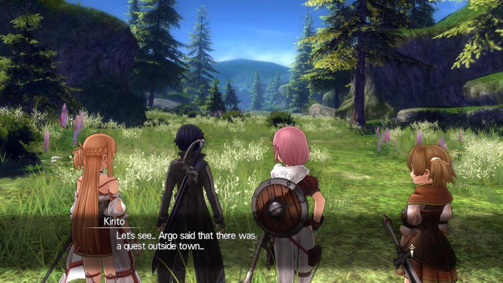 Sword Art Online: Hollow Realization Review – GameSpew