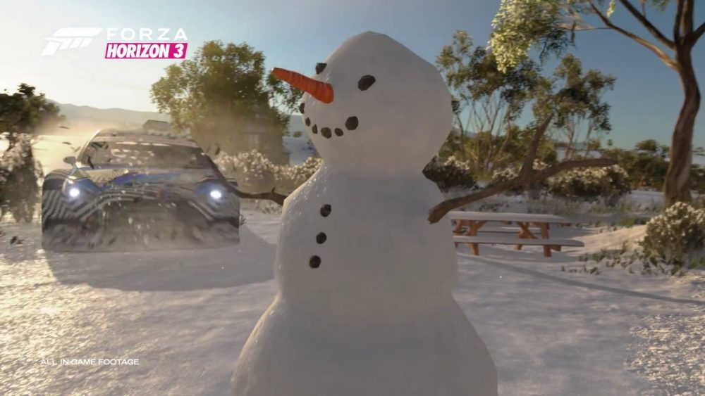 Forza Horizon 3 Blizzard Mountain Review Gamespew