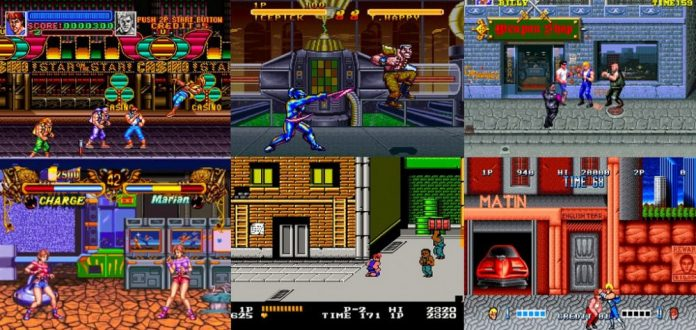 A Brief History On Double Dragon S Confusing 30 Year Legacy Gamespew