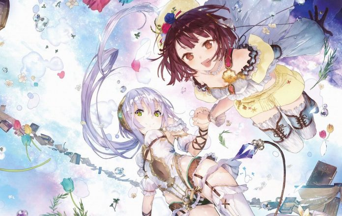 Atelier Mysterious Trilogy Deluxe Pack Atelier Sophie