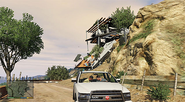 Grand Theft Auto  Dom Top Of Building