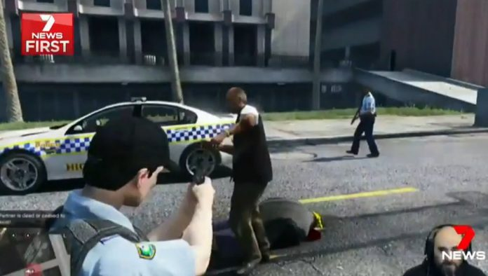 This Australian News Report About a GTA 5 Mod is Both Hilarious and