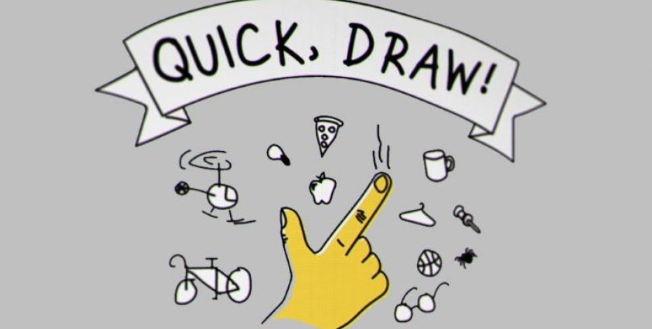 Free Game Friday: Quick, Draw!