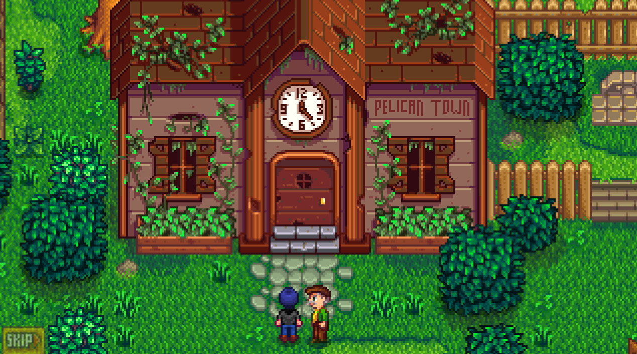 stardew valley how to get out from 120