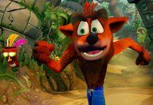 Crash Bandicoot N Sane
