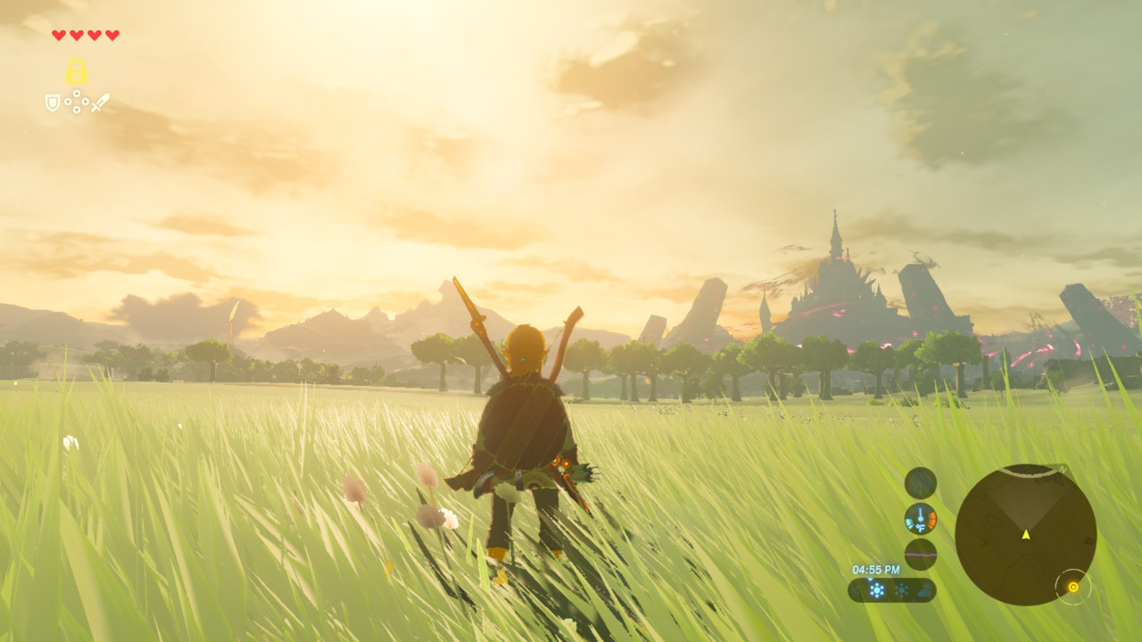 Legend of Zelda Breath Of The Wild Making-Of Documentary Announced