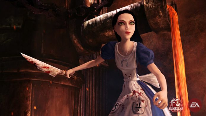 Down The Rabbit Hole Video Games Based On Alice In Wonderland