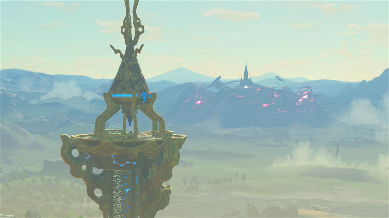 Watch Nintendo craft The Legend of Zelda: Breath of the Wild
