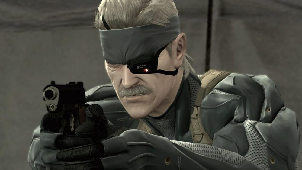 metal gear solid 4 4