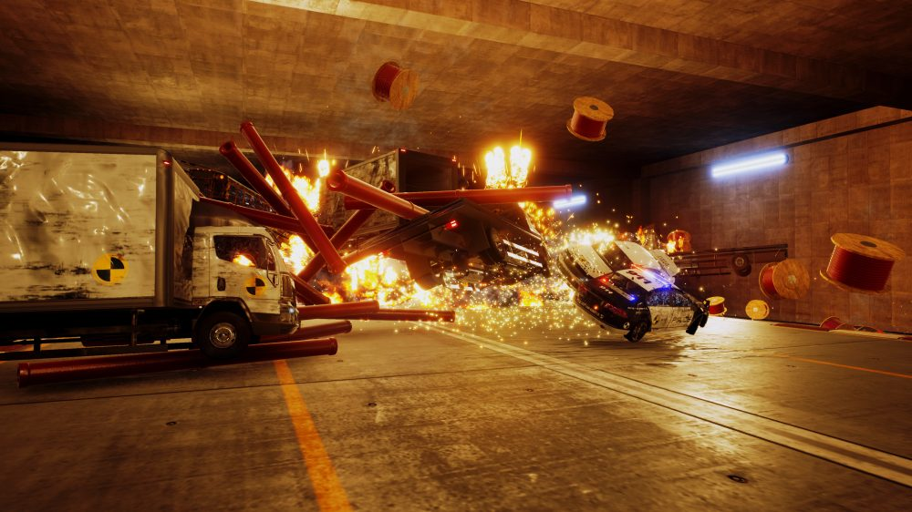 Danger Zone Brings Back The Glory Of Burnout's Crash Mode
