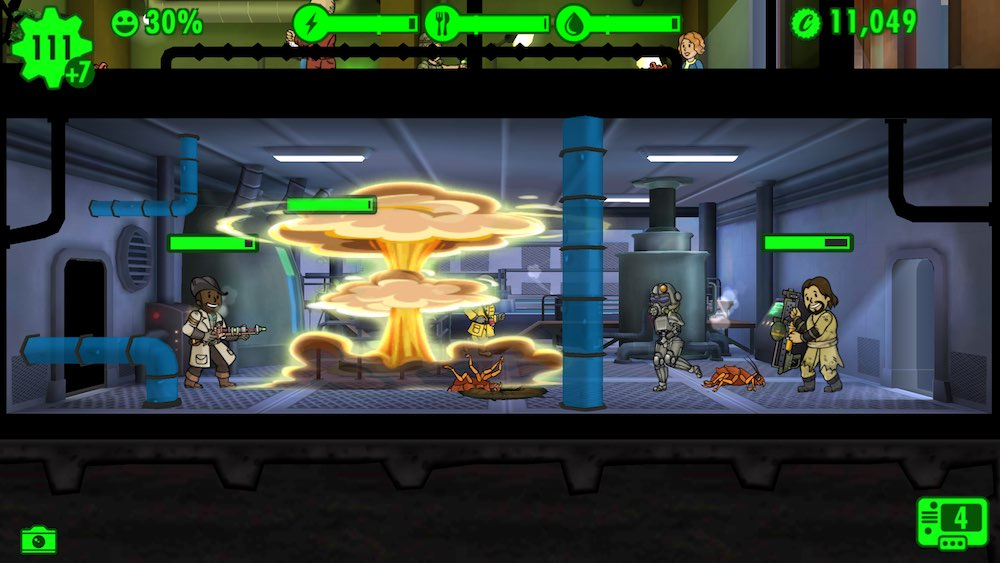 fallout shelter free games on xbox one