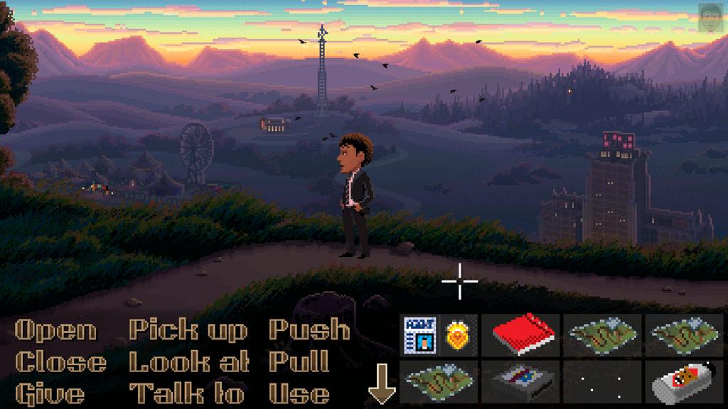 Thimbleweed Park Review – GameSpew