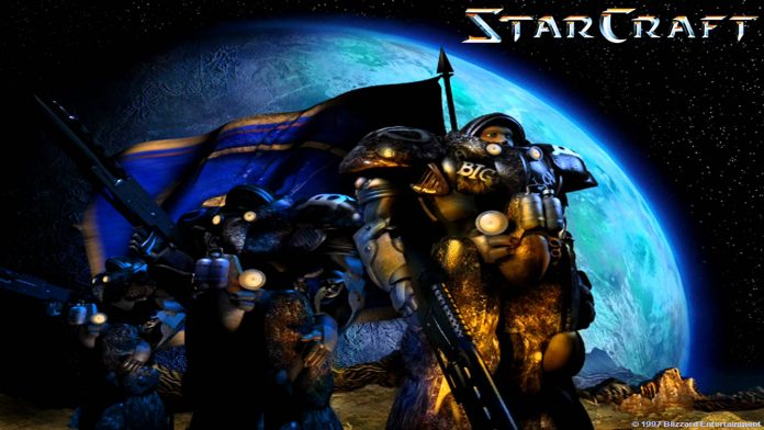 Blizzard's StarCraft is Now Free to Download – GameSpew
