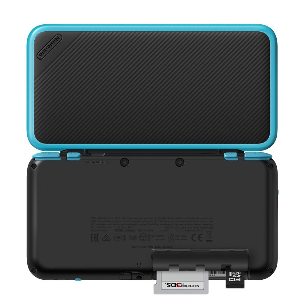 New nintendo 2ds xl now available to preorder on amazon uk for Housse new 2ds xl