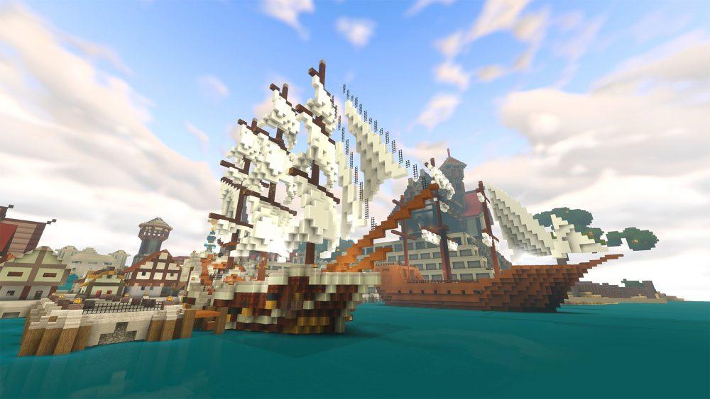 Creativerse Ship