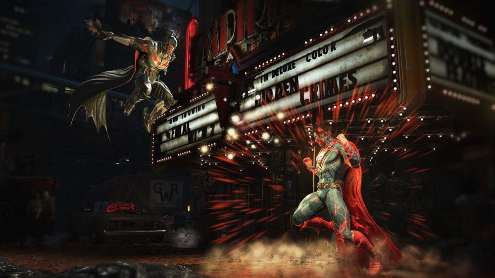 injustice 2 legendary edition dlc auf disc
