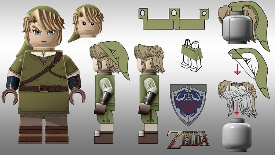 I Want These Zelda Lego Sets To Be Made Gamespew