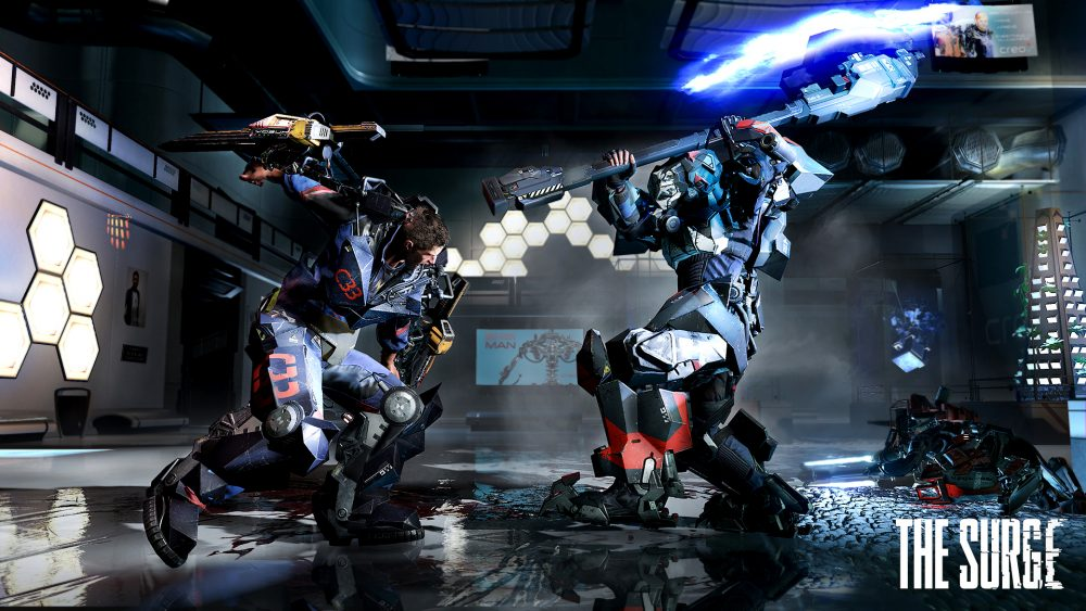 The Surge is the Most Underrated Game of 2017 – GameSpew