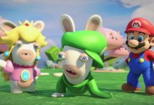 Mario Rabbids 4