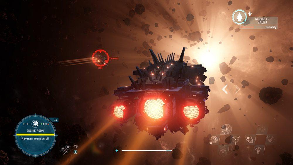 Starpoint Gemini Warlords Body 1