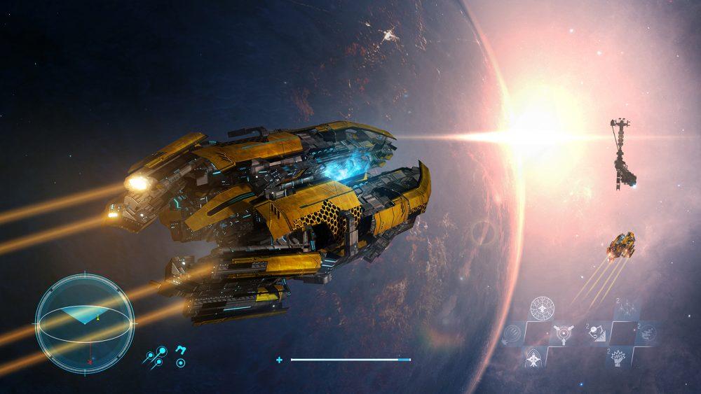 Starpoint Gemini Warlords Body 2