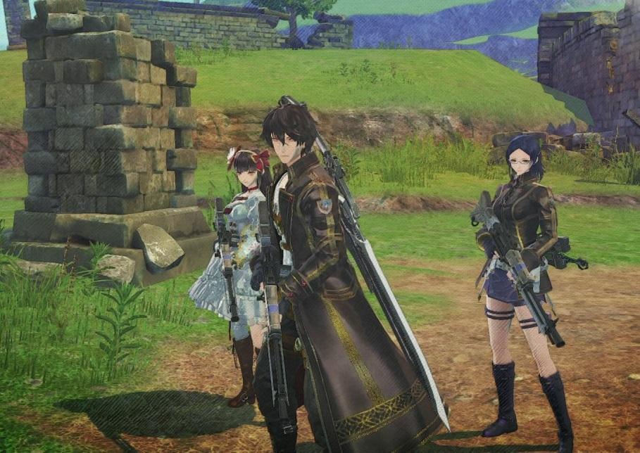 Best JRPGs on Xbox One - Valkyria Revolution