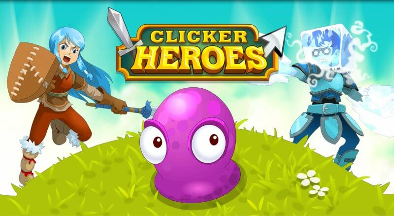 Free Game Friday: Clicker Heroes is Video Game Drugs – GameSpew