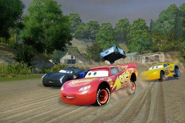 Cars 3 Header