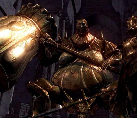 Dark Souls Ornstein
