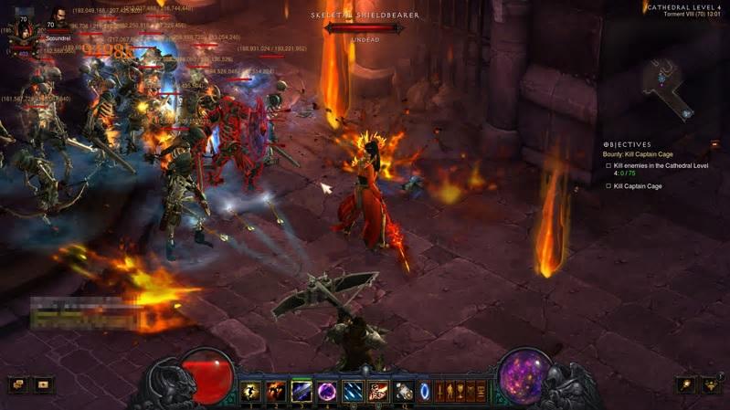 Diablo 3 Body