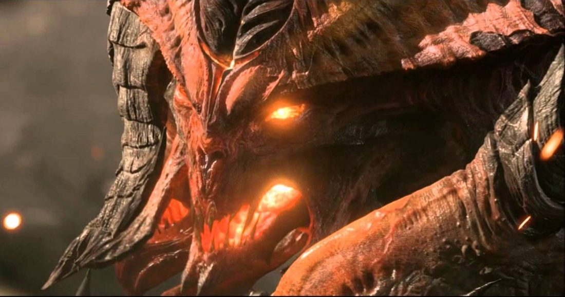 Diablo 3 Header