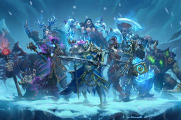 Hearthstone - Knights of the Frozen Throne