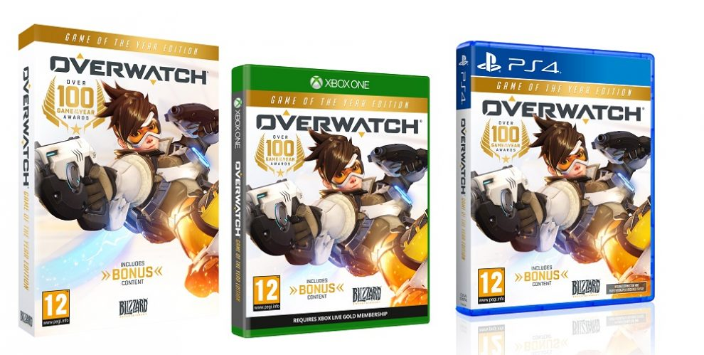 overwatch game of the year edition to launch 28th july gamespew
