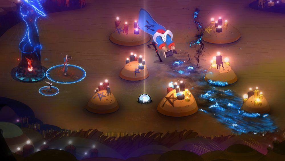 Pyre Trophy List Revealed; Includes Platinum and 50 Other Trophies