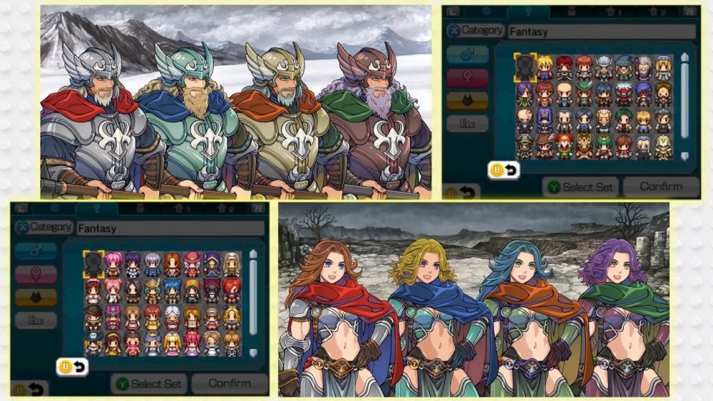 RPG Maker Fes Review: The 3DS isn't Made for Game Design