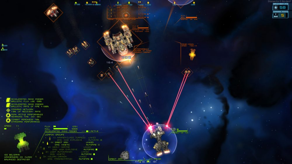 Starsector Preview: In Space, Everyone Can See You Struggle