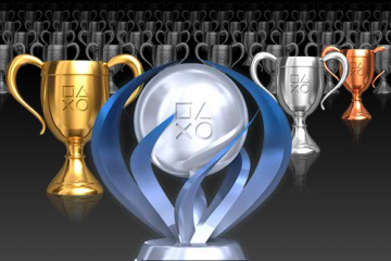 platinum trophies