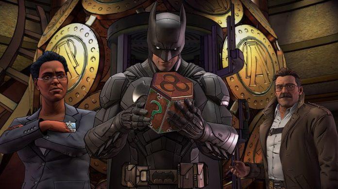 Batman Enemy Within Header
